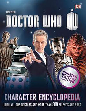 Doctor Who Character Encyclopaedia (Updated Edition)