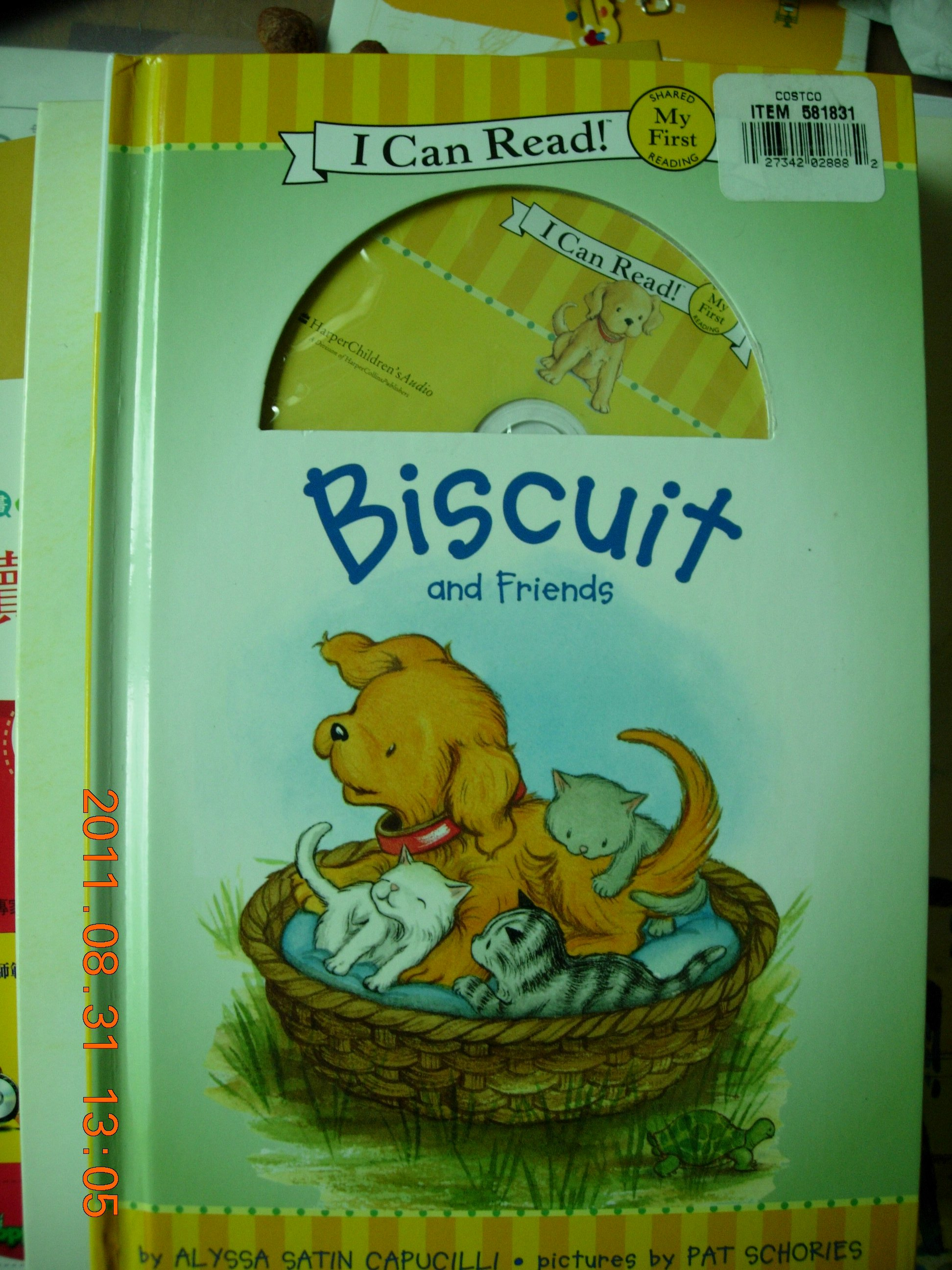 Biscuit and Friends
