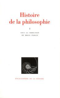 Histoire de la philosophie, Tome 1