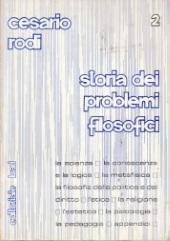 Storia dei problemi filosofici - vol. 2