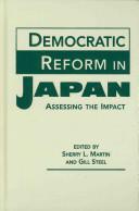 Democratic Reform in Japan