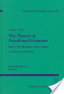 The Theory of Functional Grammar: The structure of the clause