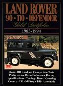 Land Rover 90 110 De...