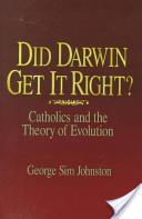 Did Darwin Get It Right?