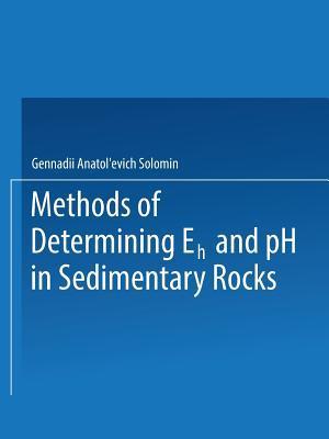 Methods of Determining Eh and Ph in Sedimentary Rocks