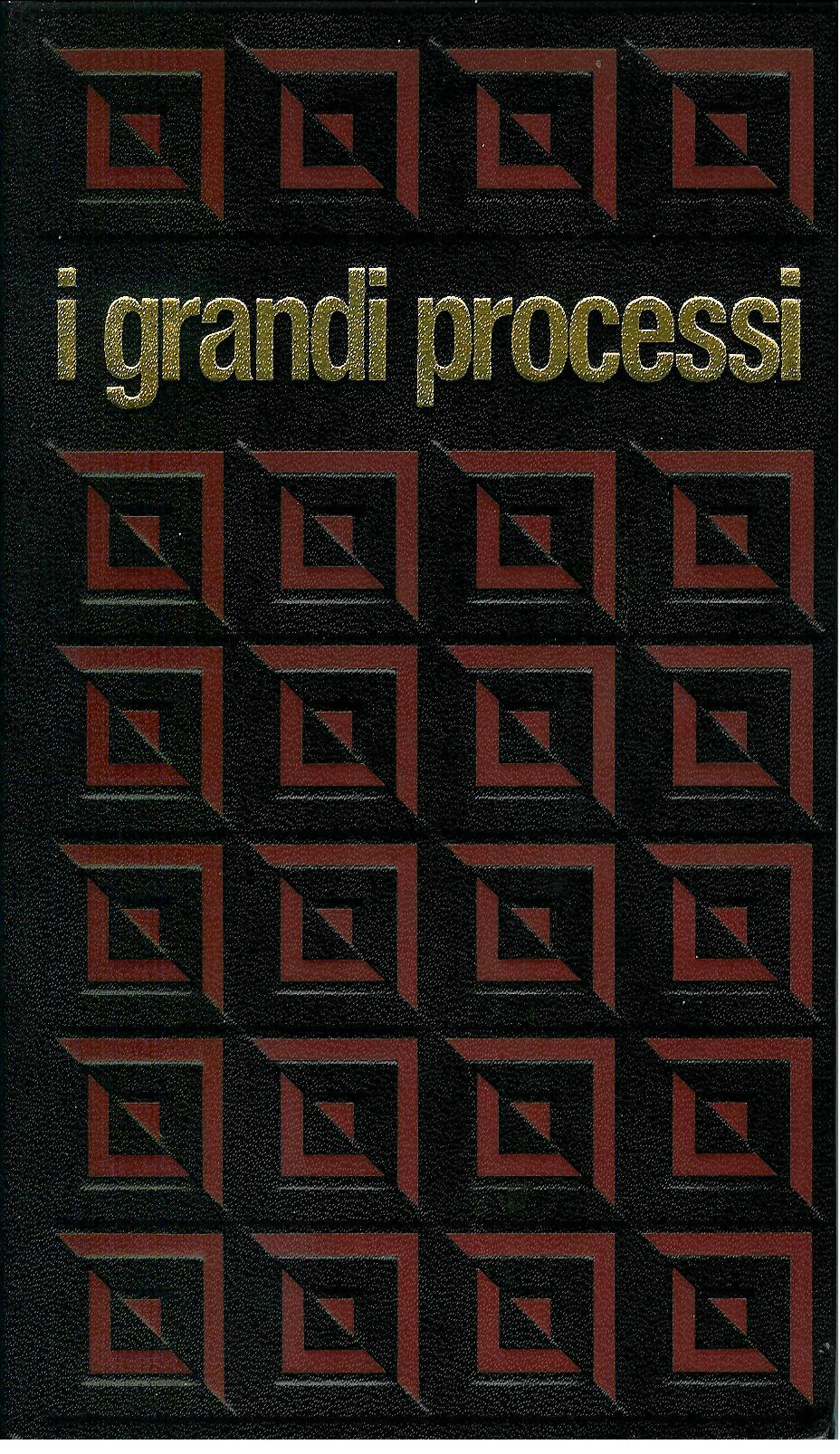 I grandi processi della Storia vol. 15