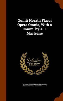 Quinti Horatii Flacc...