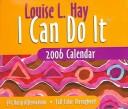 I Can Do It 2006 Calendar