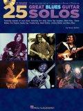25 Great Blues Guita...