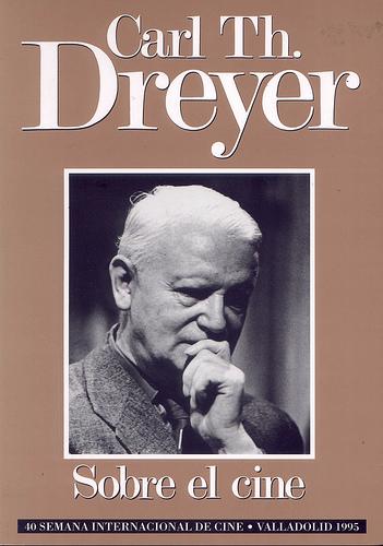 Dreyer, sobre el cine