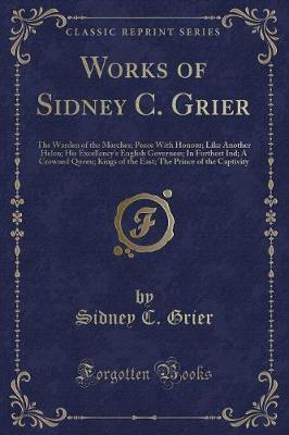 Works of Sidney C. Grier