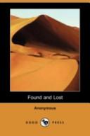 Found and Lost (Dodo Press)