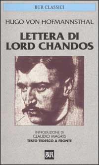 Lettera di Lord Chan...