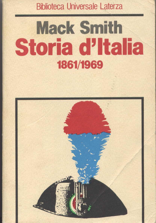 Storia d'Italia dal 1861 al 1969