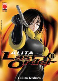 Alita Last Order vol...