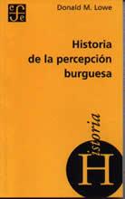 Historia de la percepción burguesa