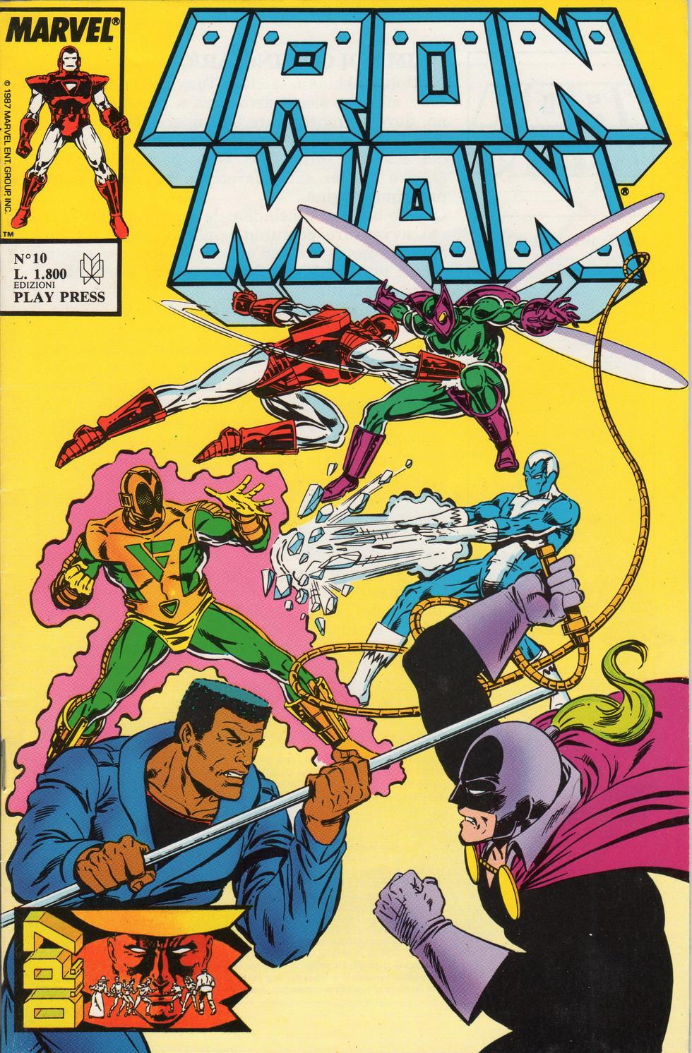 Iron Man n. 10