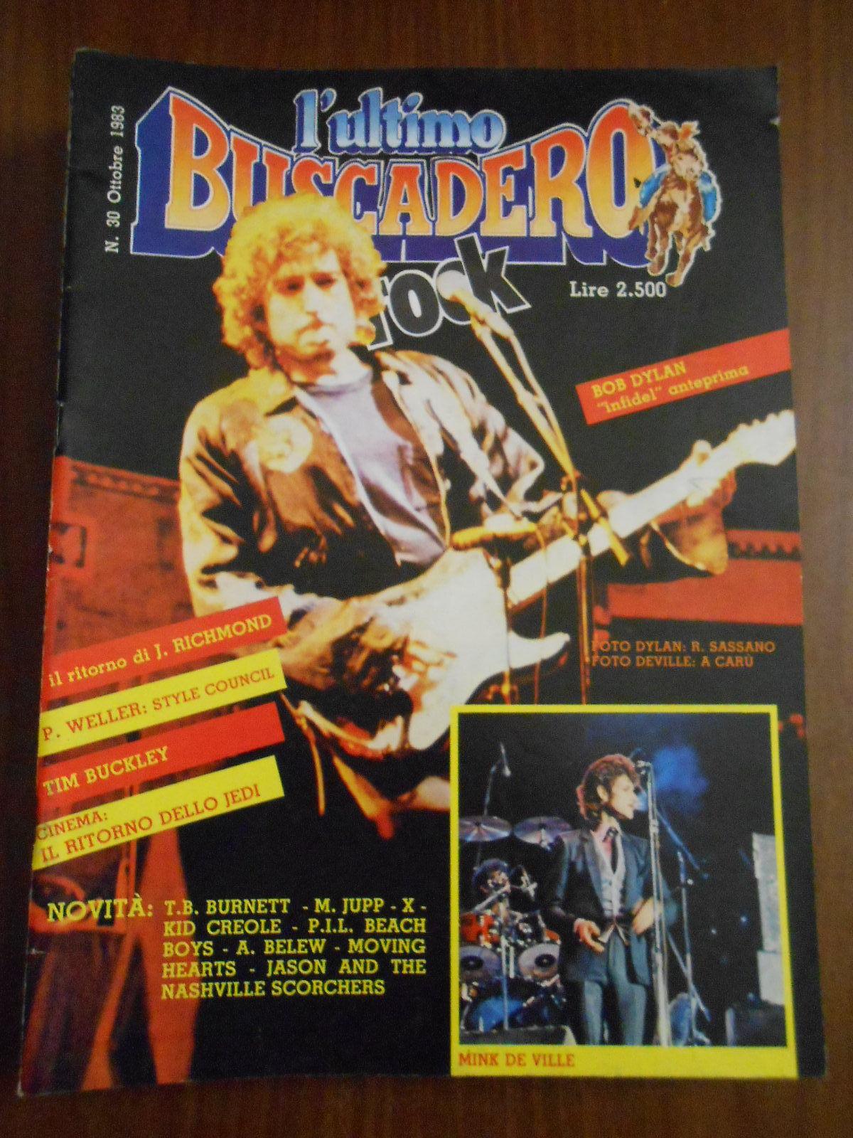 L'ultimo buscadero n. 30 (ottobre 1983)