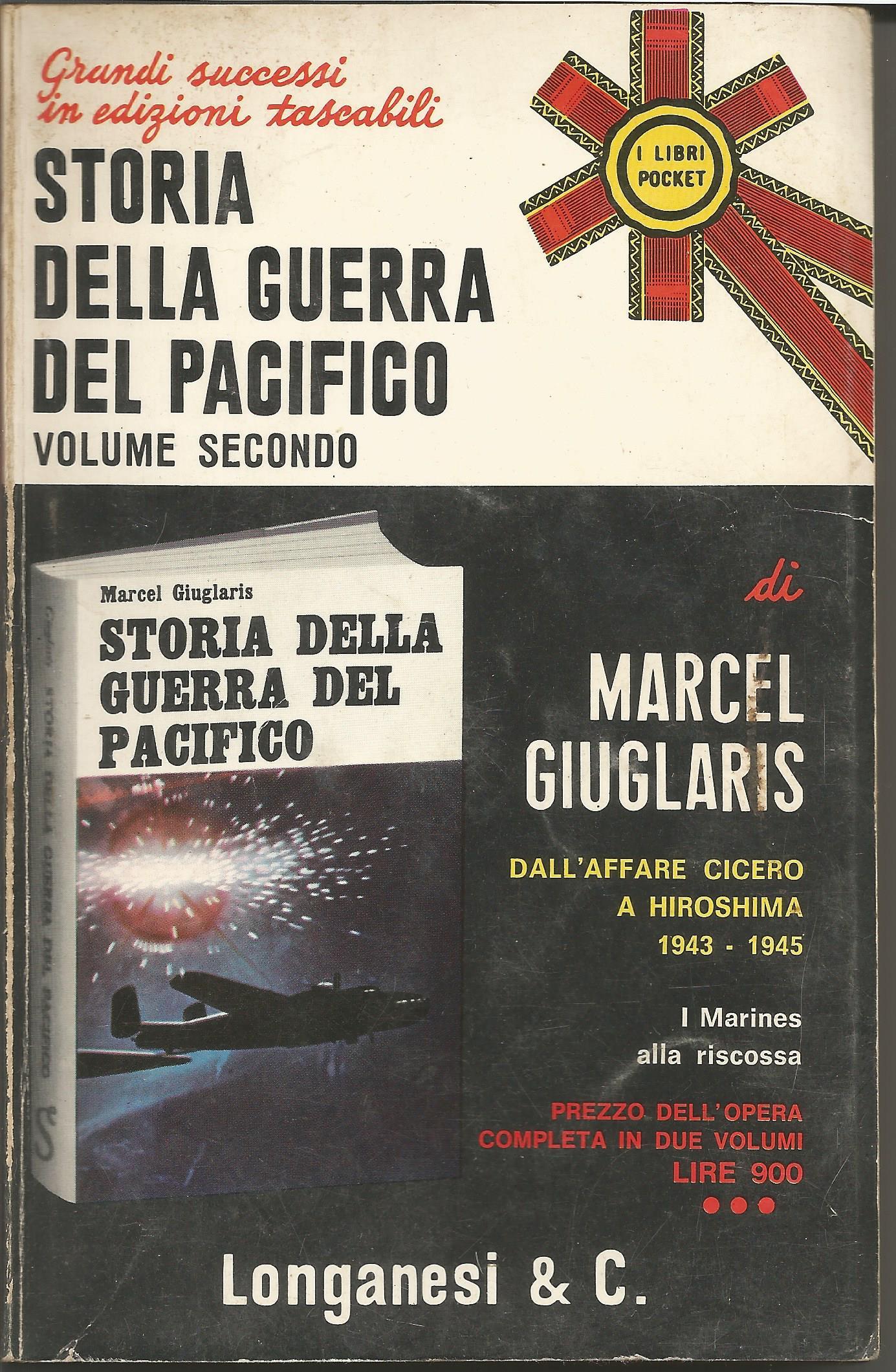 Storia della guerra del Pacifico - volume secondo