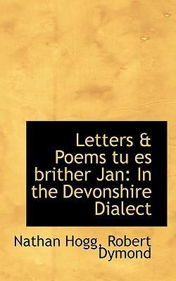 Letters & Poems Tu Es Brither Jan