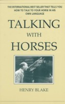 Talking with Horses