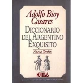 Diccionario Argentino Exquisito