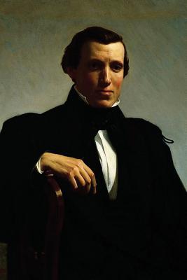 Portrait of Monsieur M. by William-adolphe Bouguereau Journal