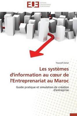 Les Systemes d'Information au C Ur de l'Entreprenariat au Maroc