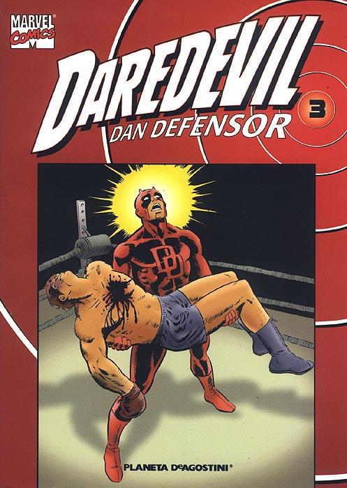 Coleccionable Daredevil/Dan Defensor Vol.1 #3 (de 25)