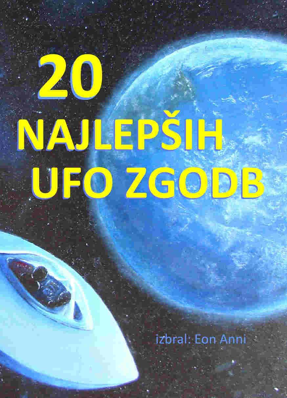20 najlepših UFO zgodb