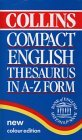Collins Compact English Thesaurus