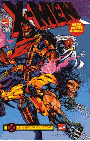 Gli Incredibili X-Men n. 075
