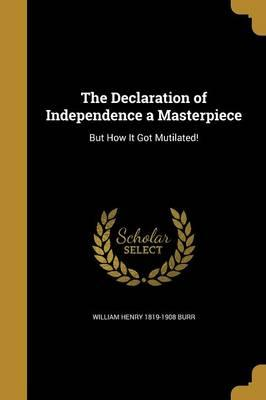 DECLARATION OF INDEPENDENCE A