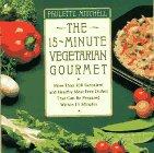 15 Minute Vegetarian...