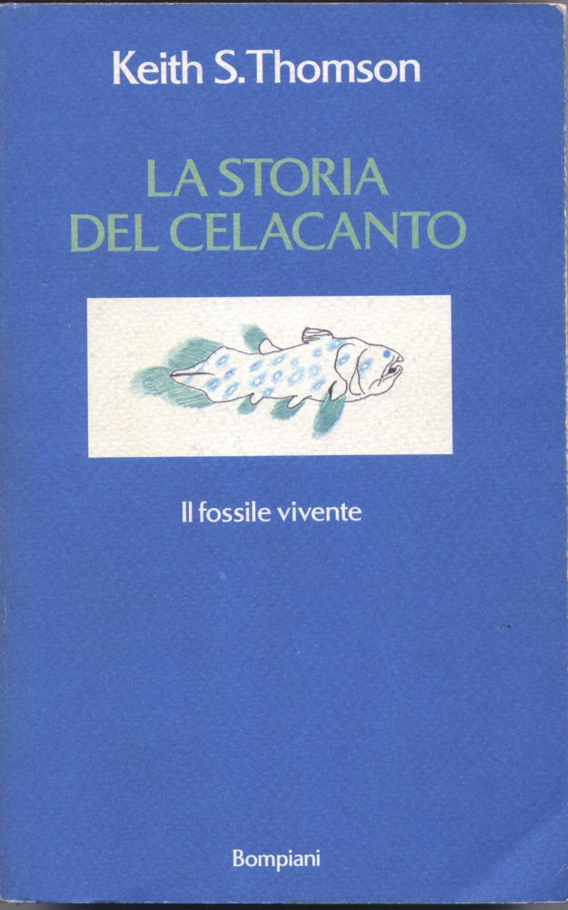 Storia del celacanto