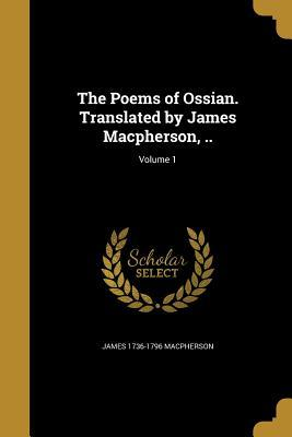 POEMS OF OSSIAN TRANSLATED BY