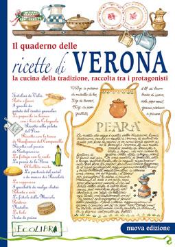 Il quaderno ricette Verona