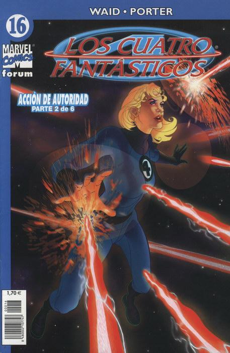 Los 4 Fantásticos Vol.5 #16 (de 16)