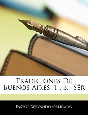 Tradiciones de Buenos Aires