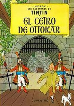 Tintin - El Cetro de...