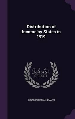 Distribution of Inco...