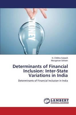 Determinants of Financial Inclusion