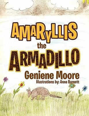 Amaryllis the Armadillo