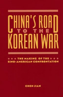 China's Road to the Korean War