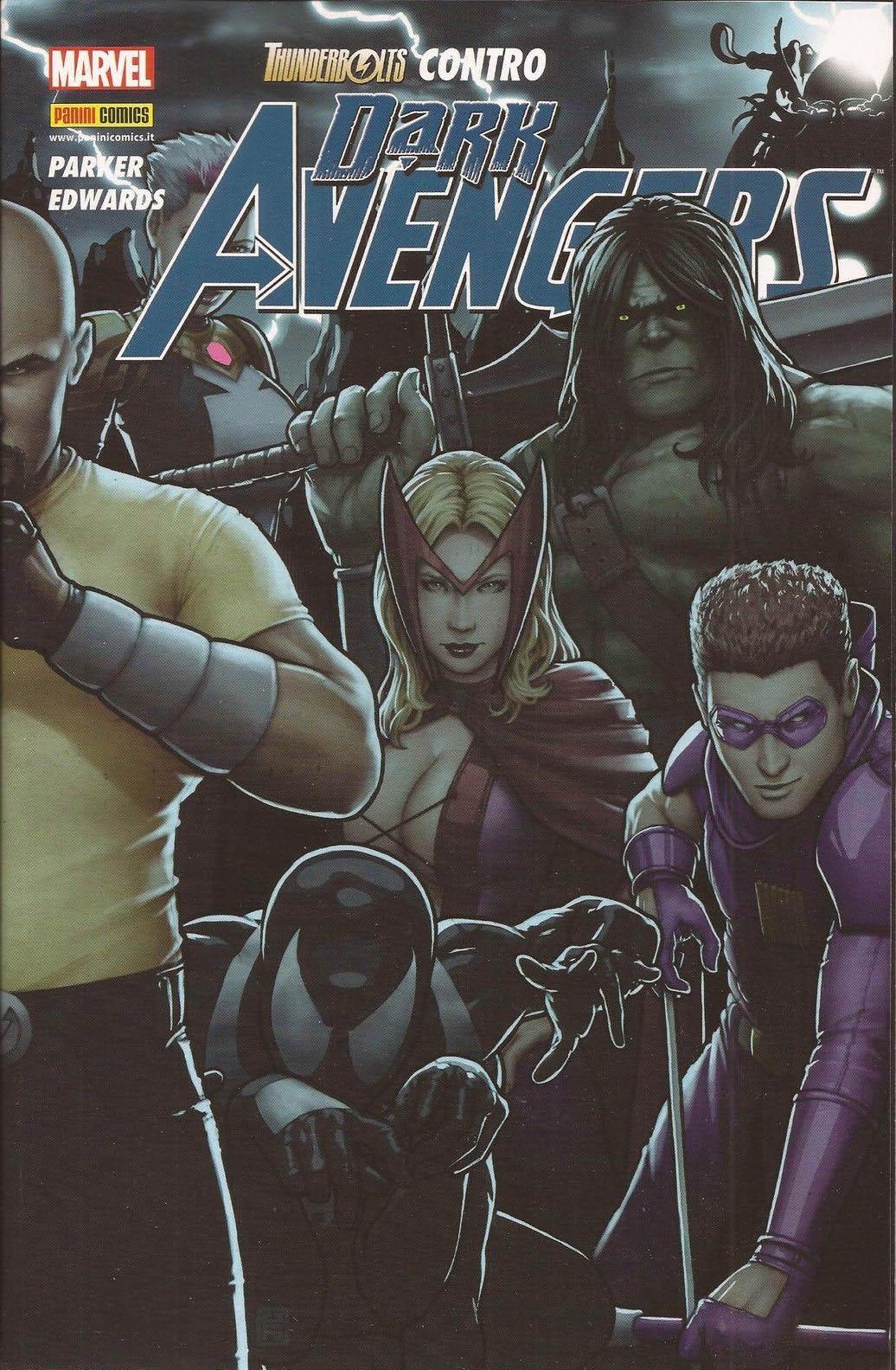 Dark Avengers n. 2