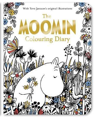 The Moomin Colouring...