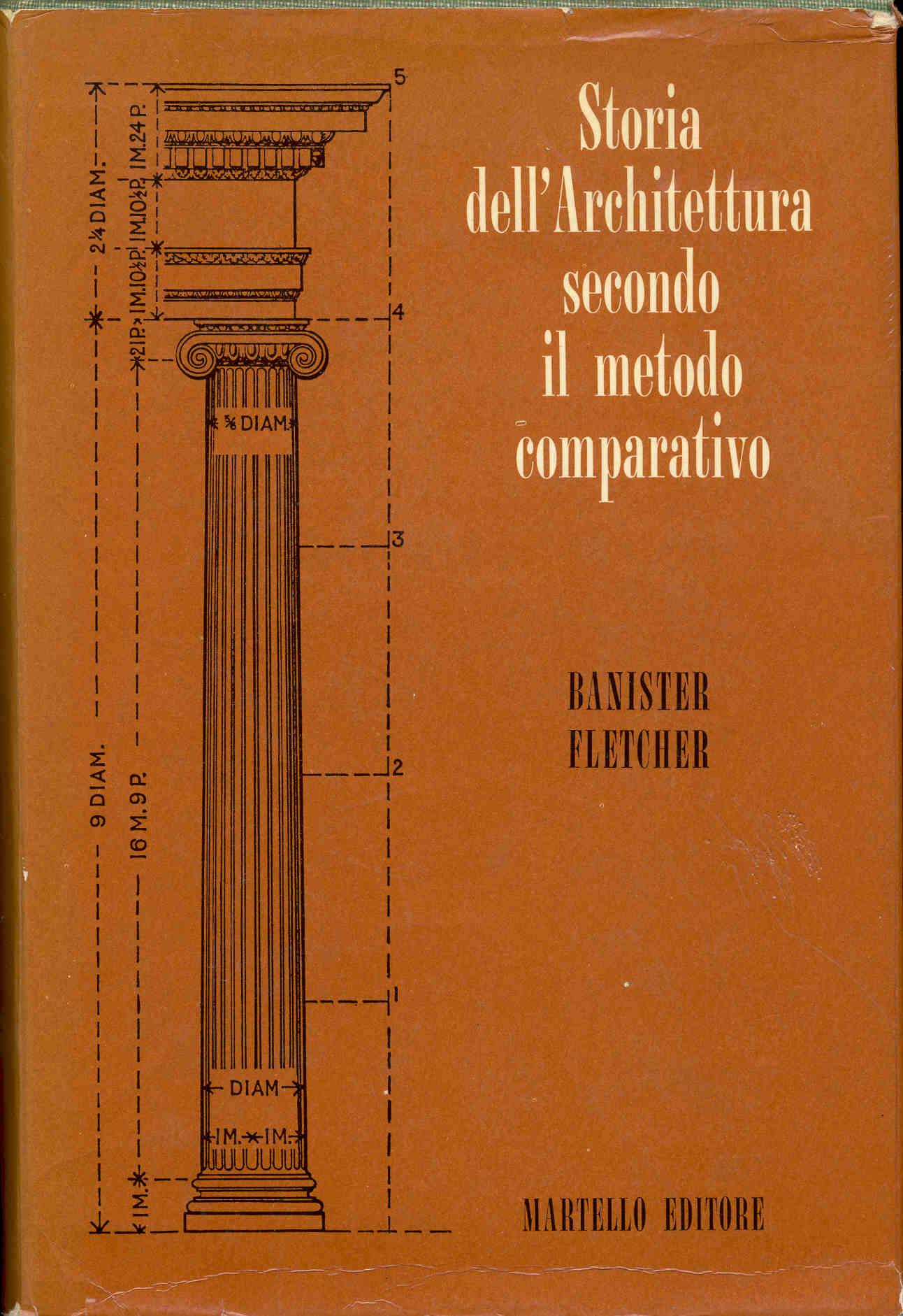 Storia dell'Architettura secondo il metodo comparativo