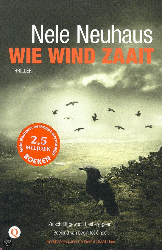 Wie wind zaait
