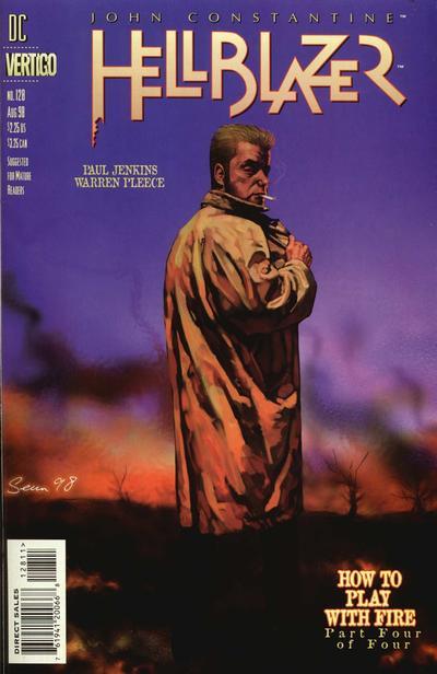 Hellblazer Vol.1 #12...