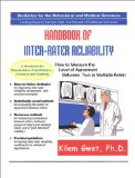 Handbook of Inter-Rater Reliability